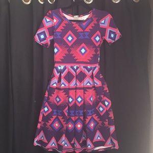 Lularoe Amelia Dress - XSM